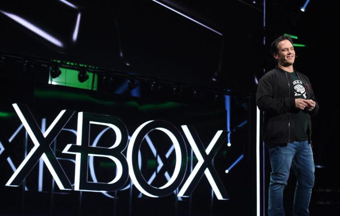 Xbox panel at E3 2019