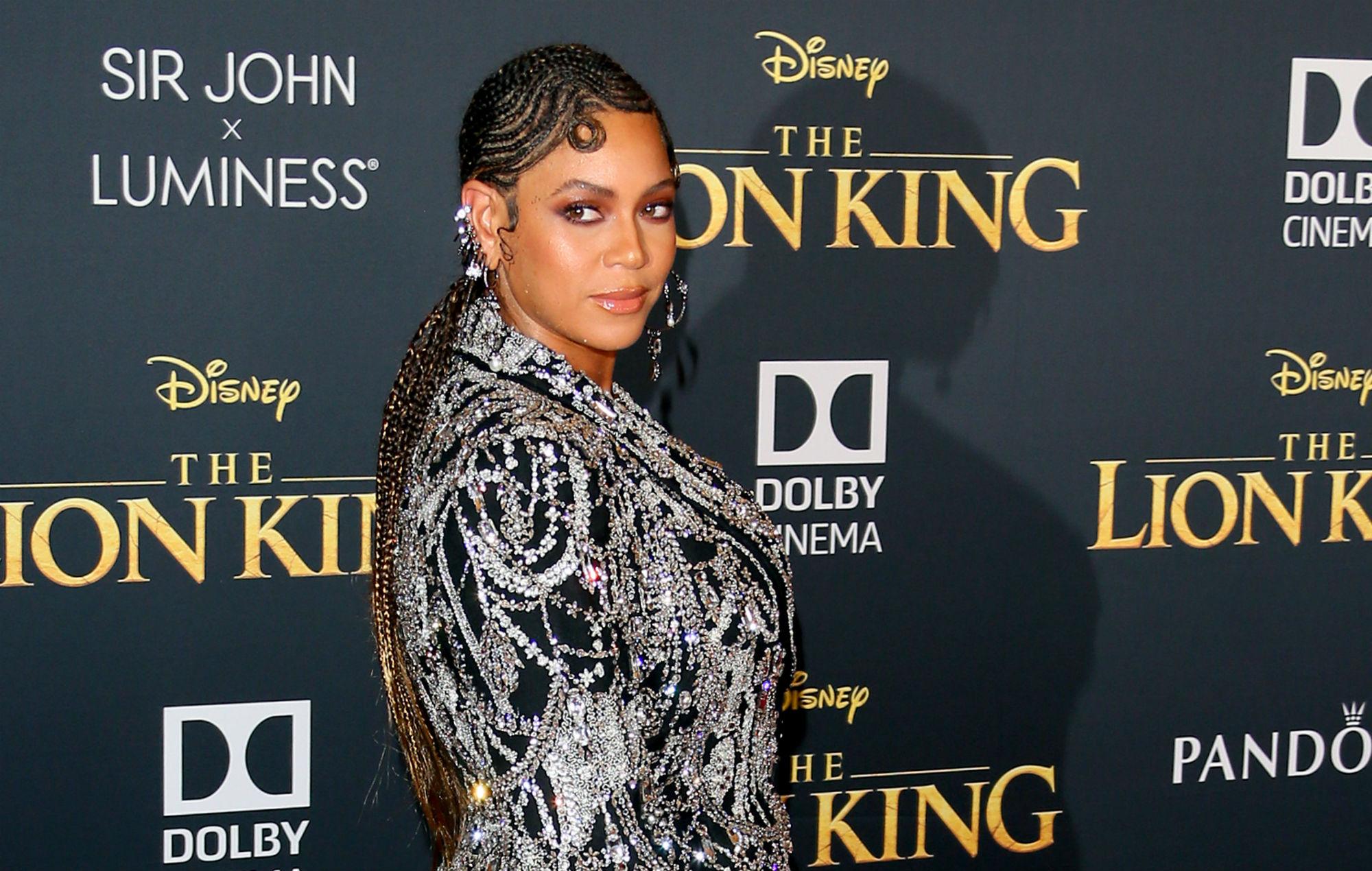 Watch Beyoncé's new visual album 'Black Is King' in full