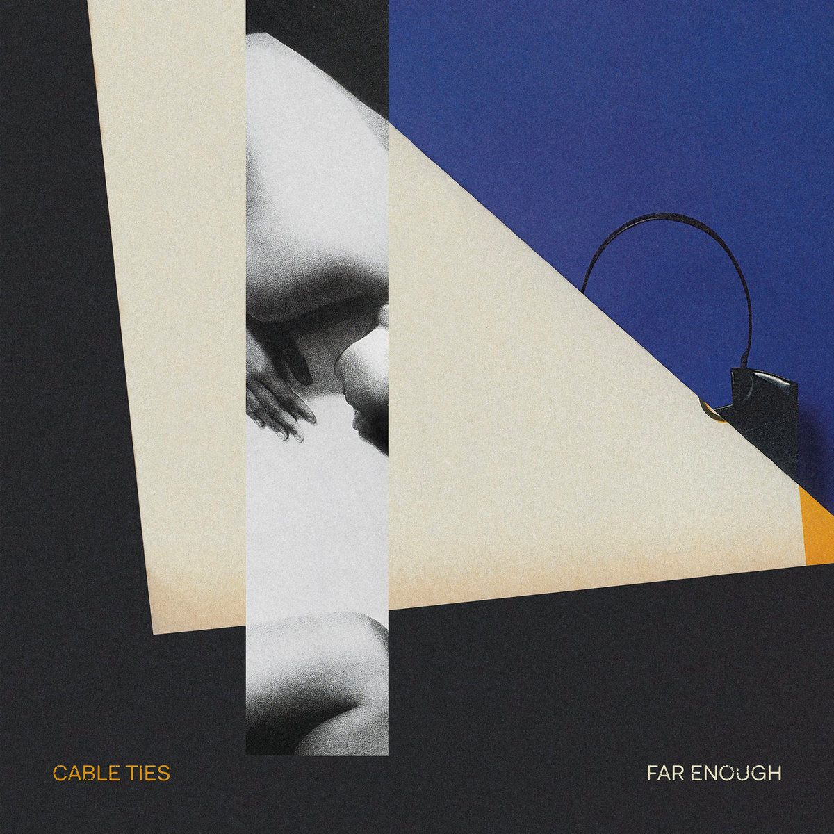 Cable Ties album cover Far Enough