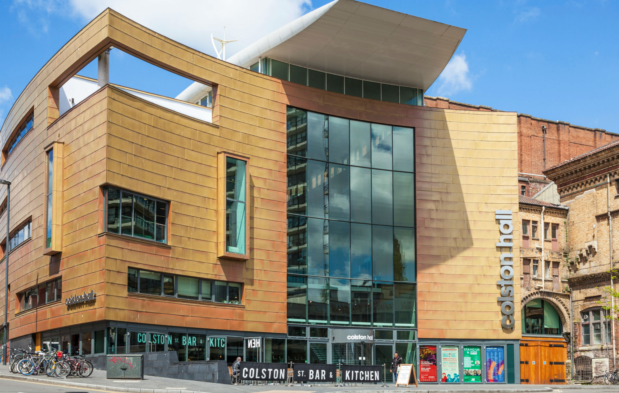 Bristol's Colston Hall unveils new name in wake of Black Lives Matter protests