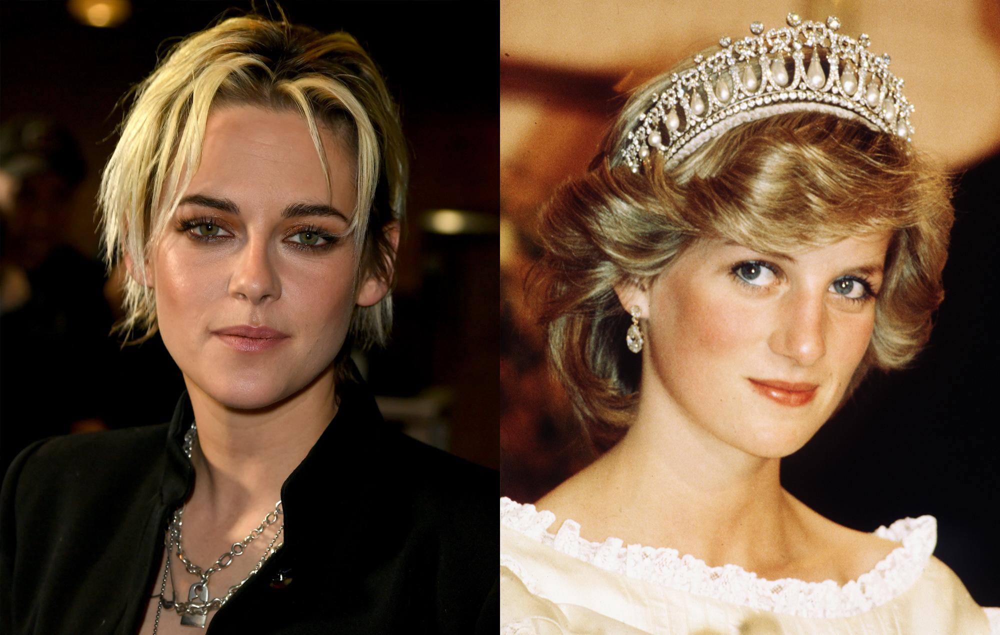 Kristen Stewart set to play Princess Diana in Pablo Larraín's new film