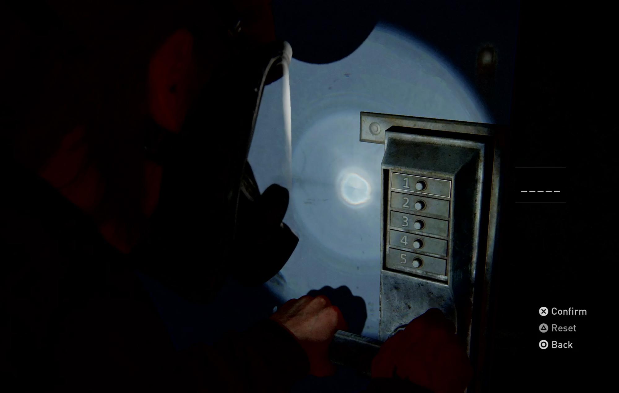 Last Of Us II Door