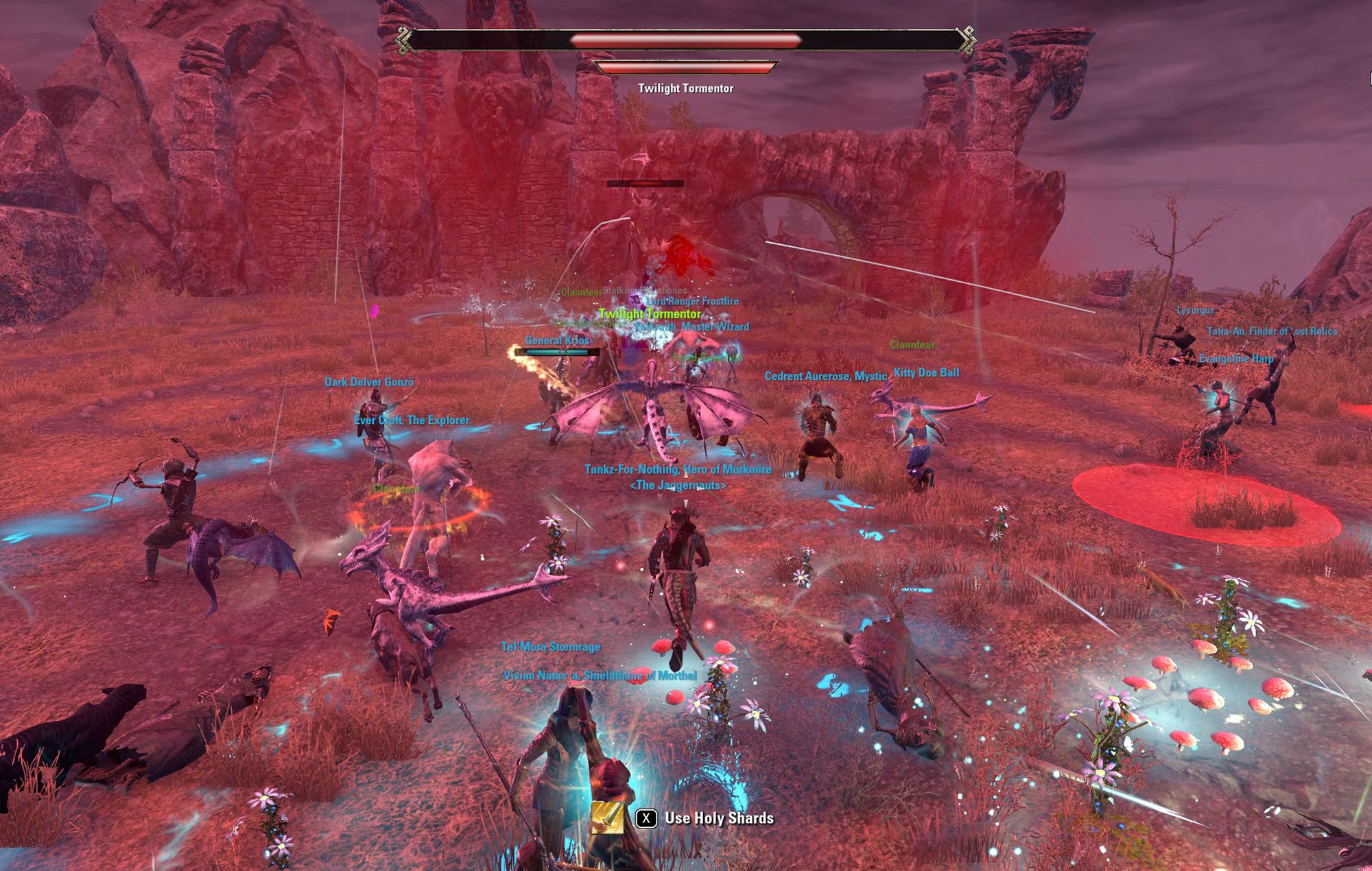Elder Scrolls Online: Greymoor