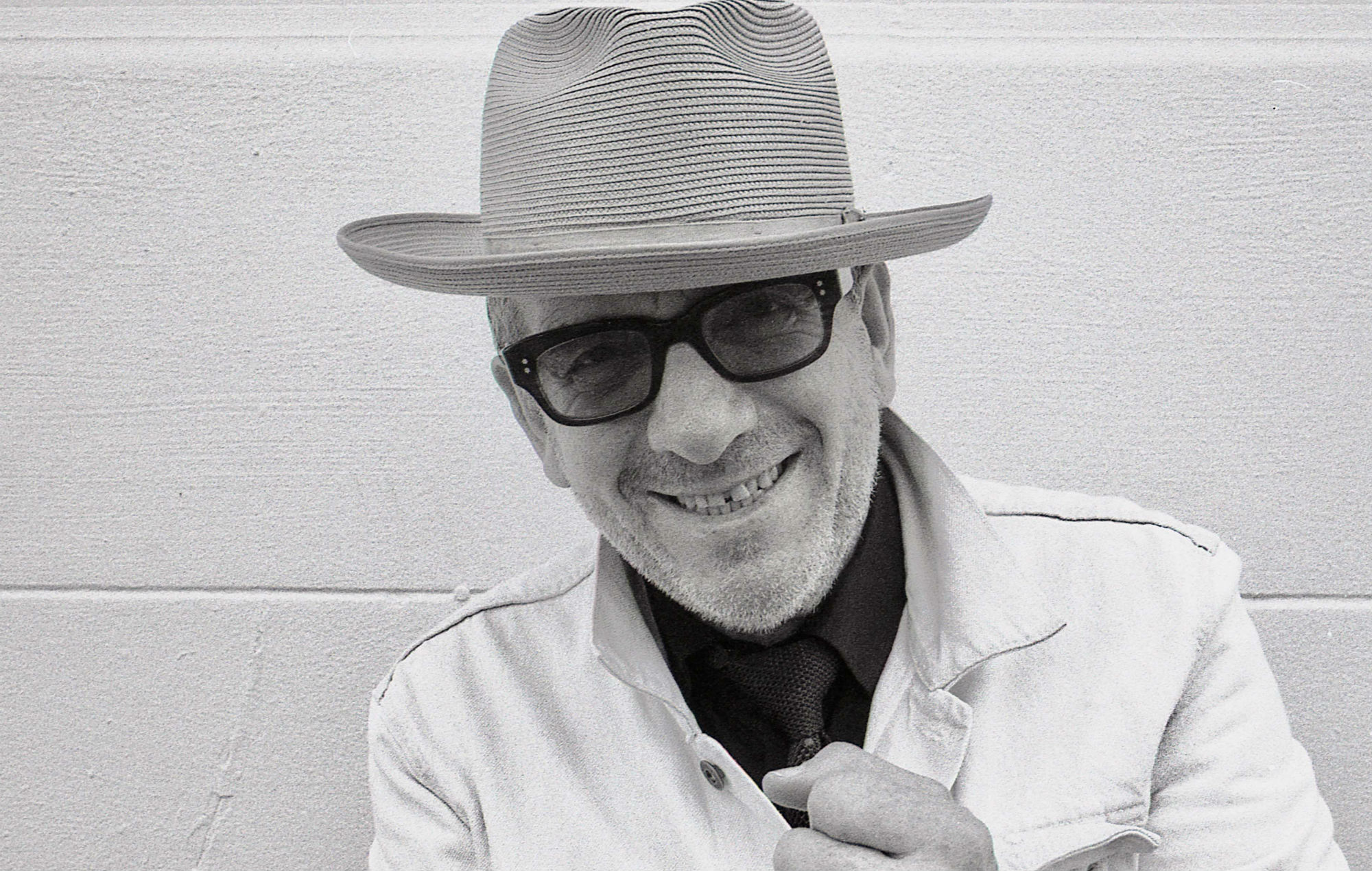 Elvis Costello shares new single 'Hetty O'Hara Confidential', Shop Ticket Snatchers