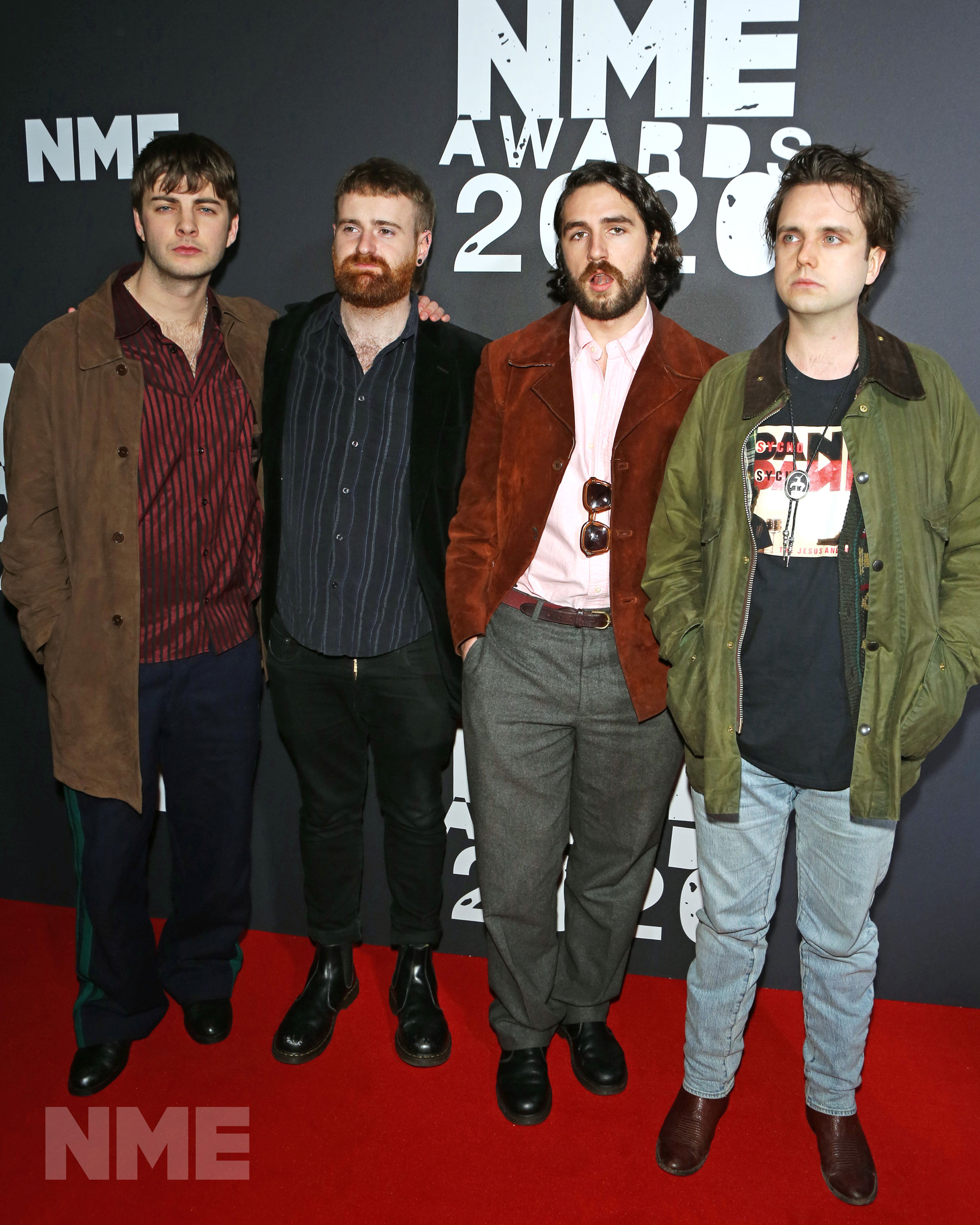 fontaines dc nme cover interview