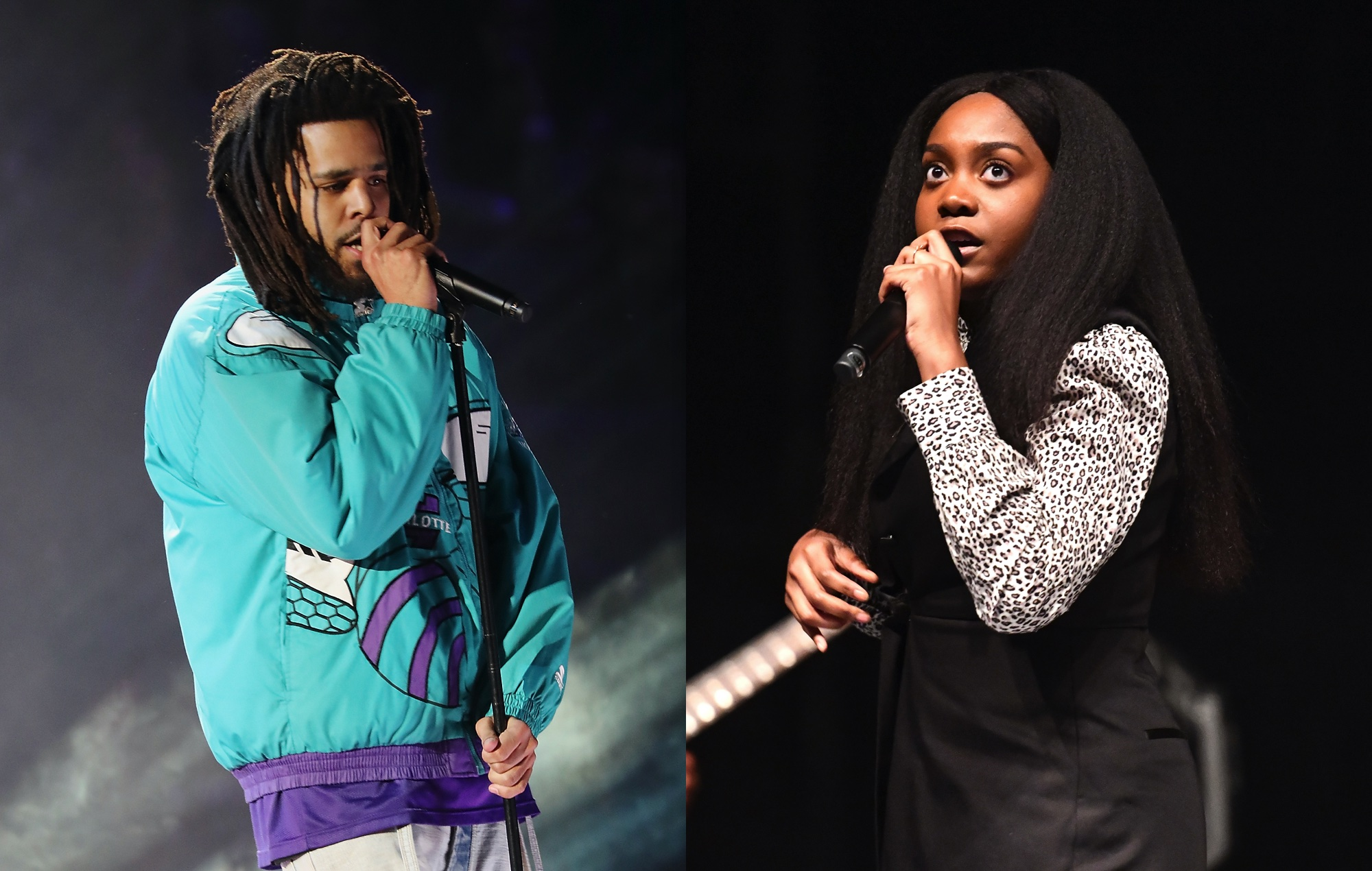 Noname Recalls J Cole Fallout Shares Her Take On The Pair S Dispute