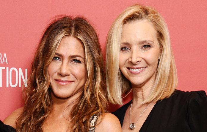Jennifer Aniston Lisa Kudrow Friends