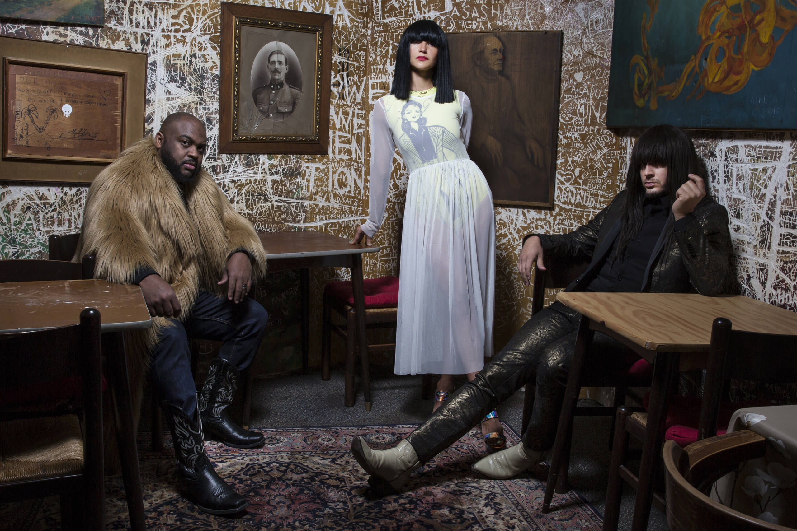 khruangbin nme cover interview
