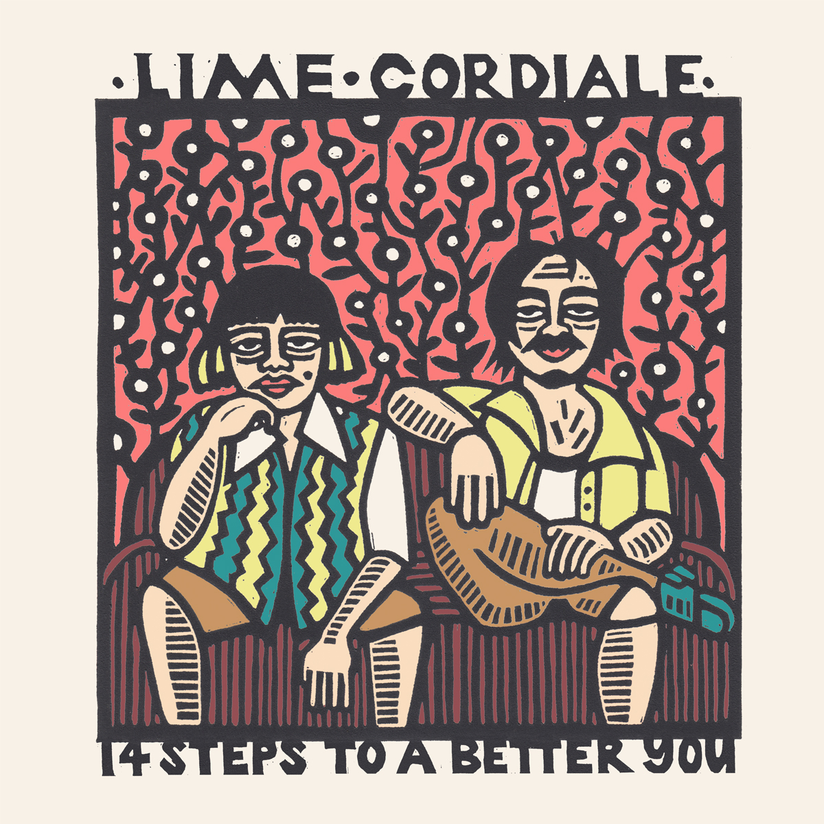 Lime Cordiale new album 14 Steps to a Better You