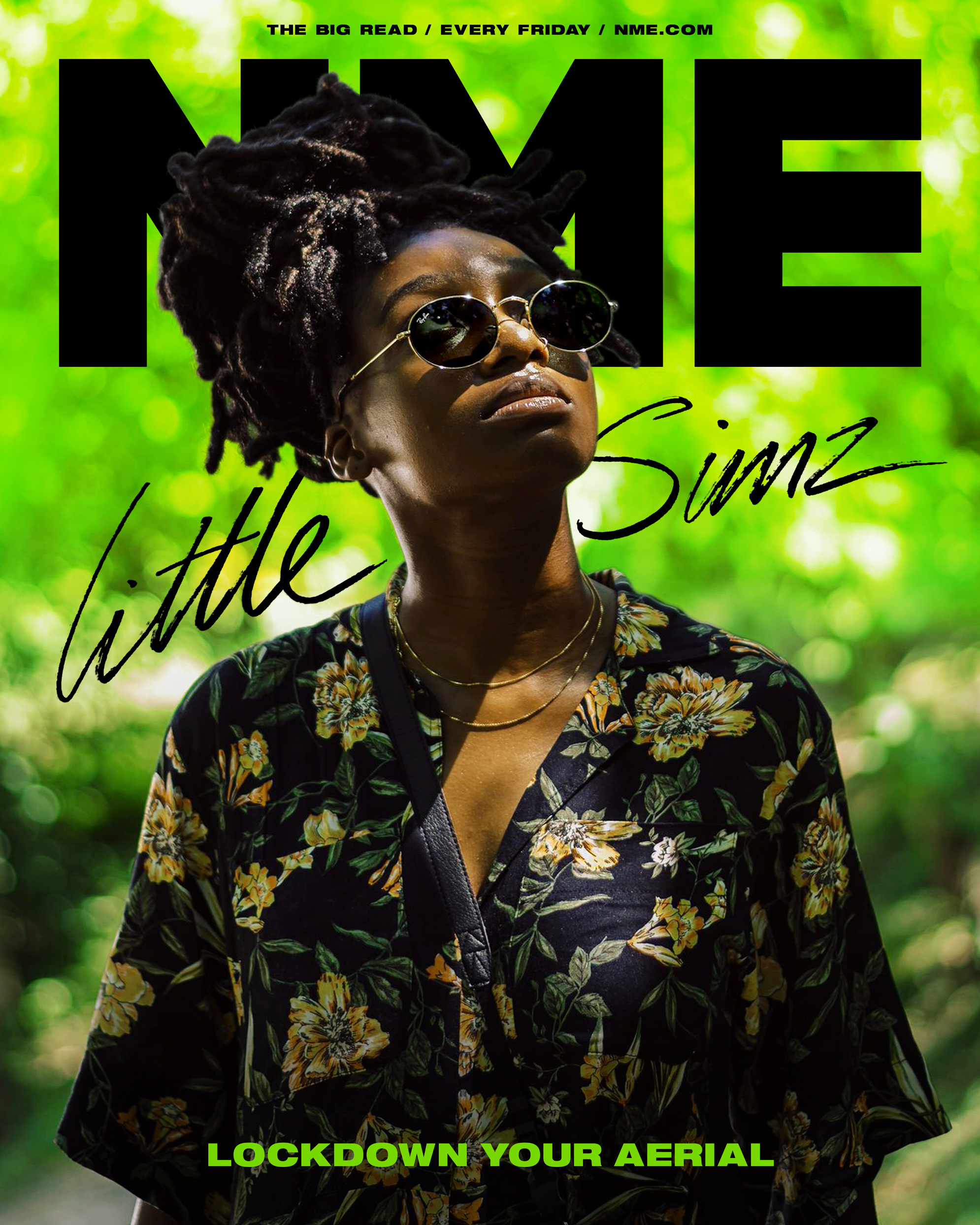 little simz nme cover interview