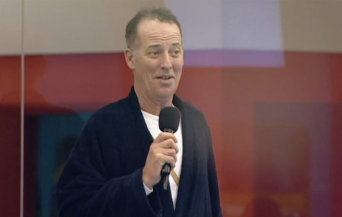 Michael Barrymore Big Brother