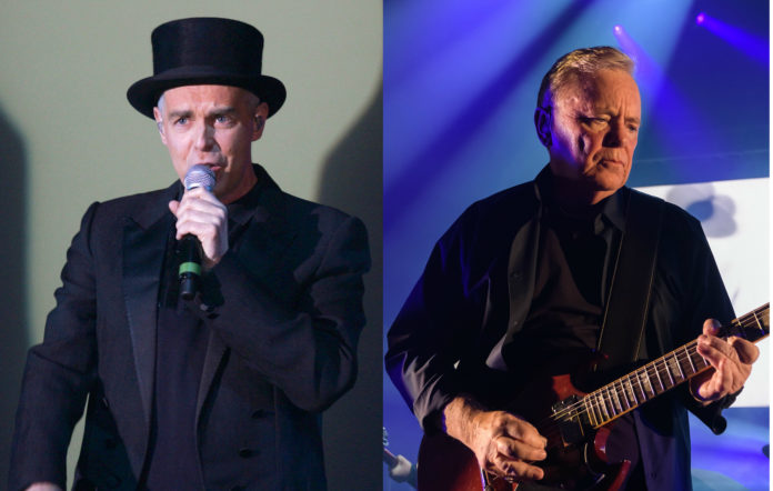 Pet Shop Boys, New Order, Neil Tennant, Bernard Sumner