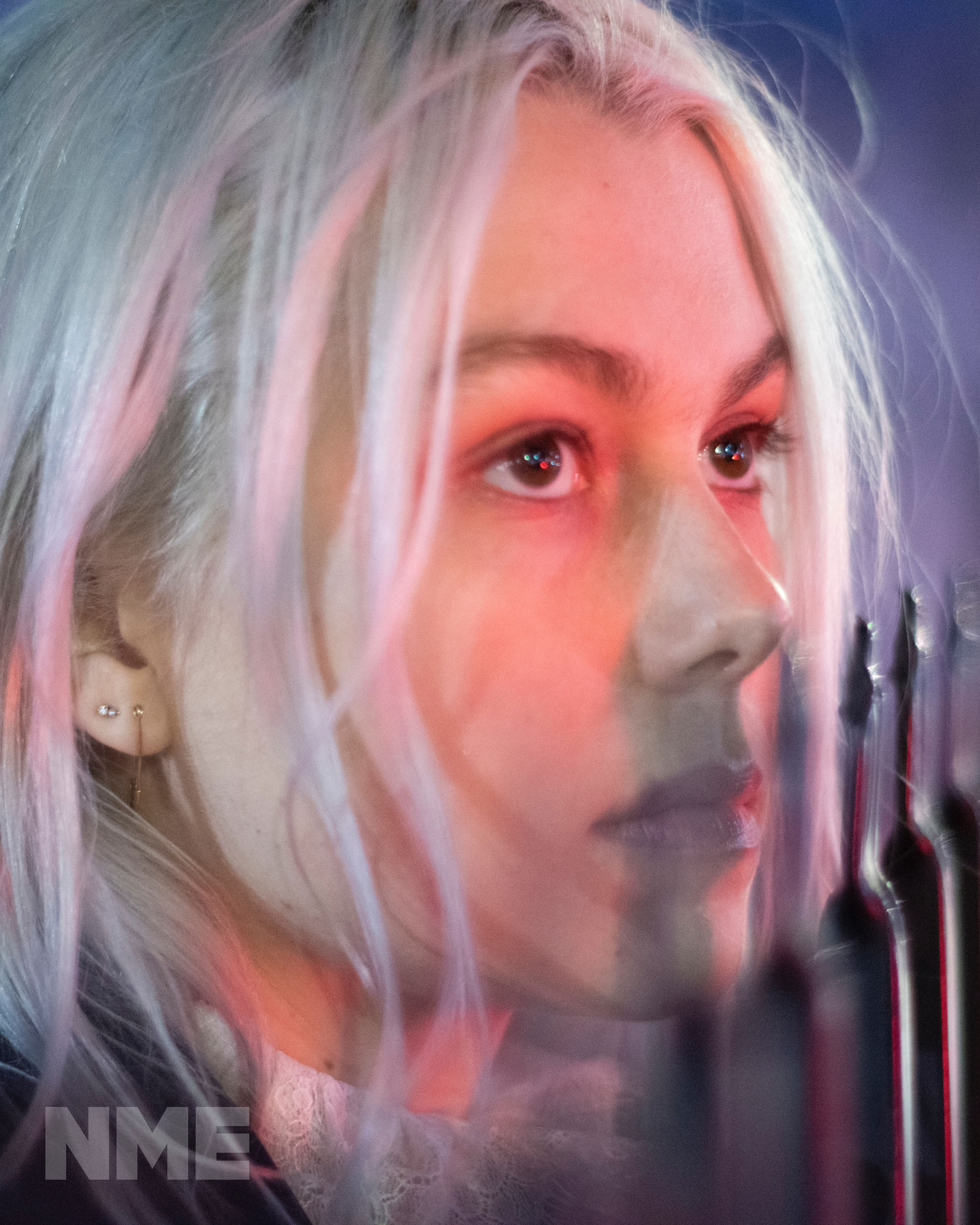 phoebe bridgers nme cover interview