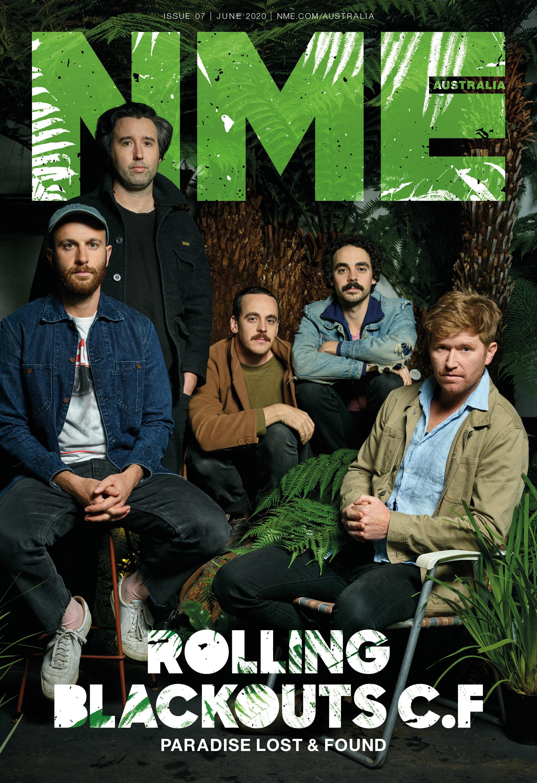 Rolling Blackouts Coastal Fever Big Read cover