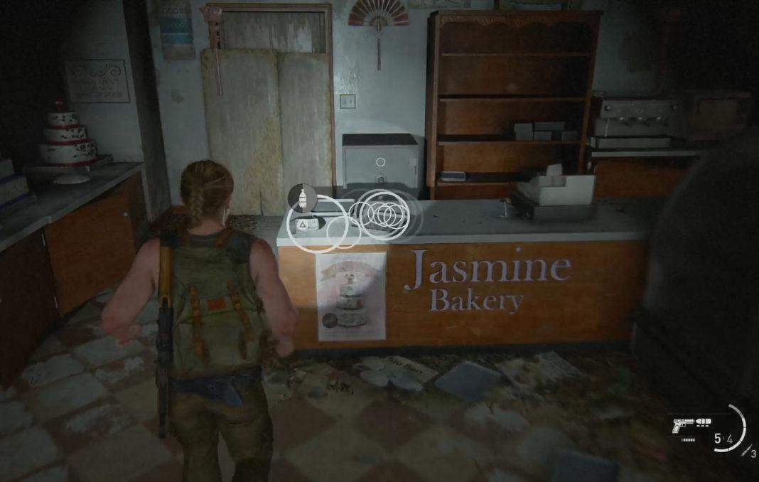 Last Of Us II Safe 11