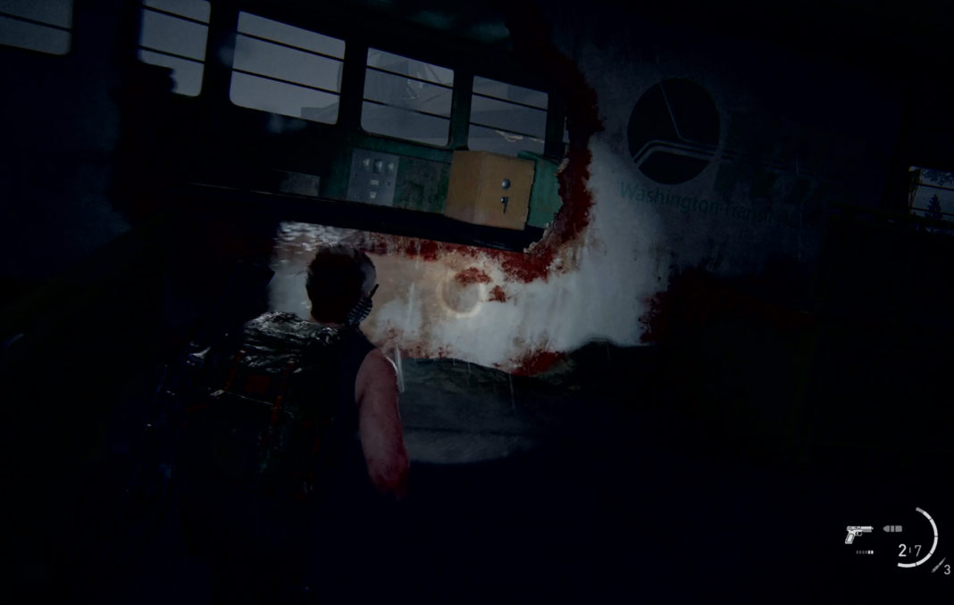 Last Of Us II Safe 12