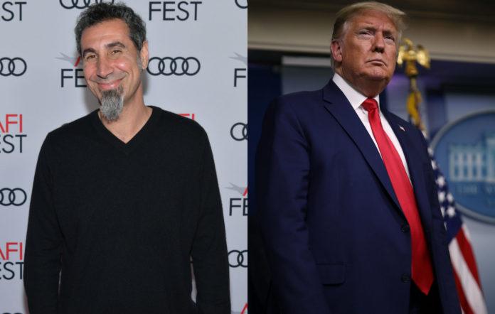 Serj Tankian / Donald Trump