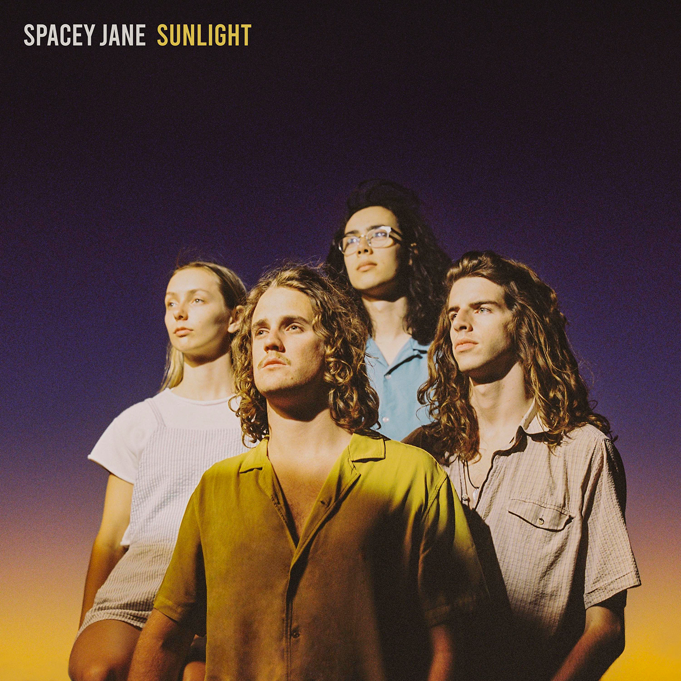Spacey Jane Sunlight album cover art