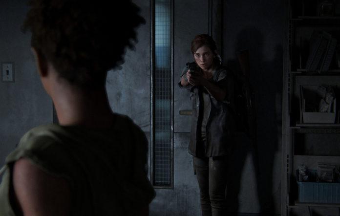 Ellie faces Nora