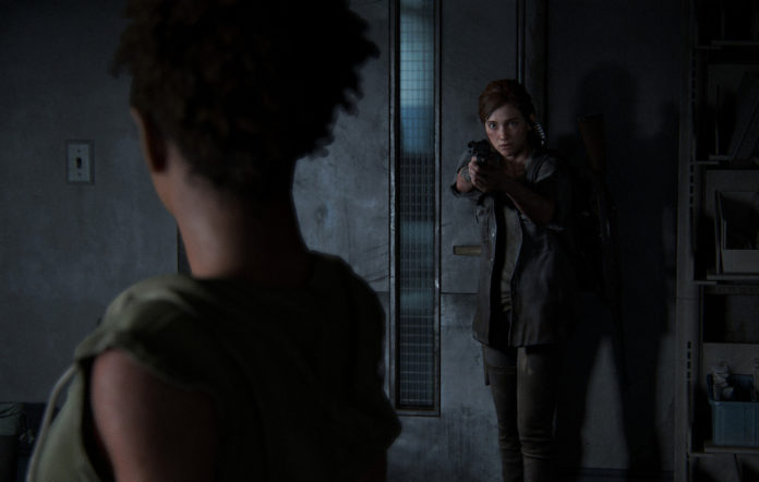 Ellie comes face-to-face with Nora