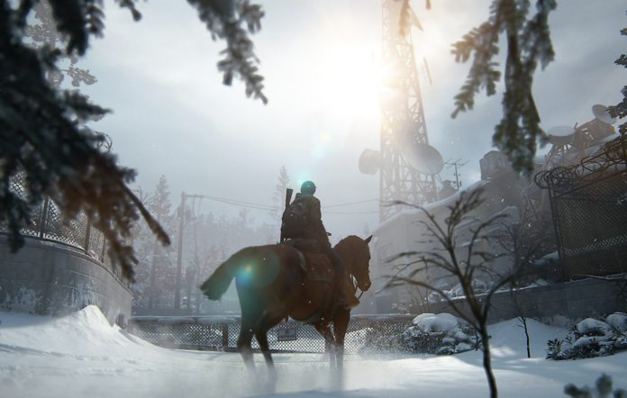 Ellie on a horse