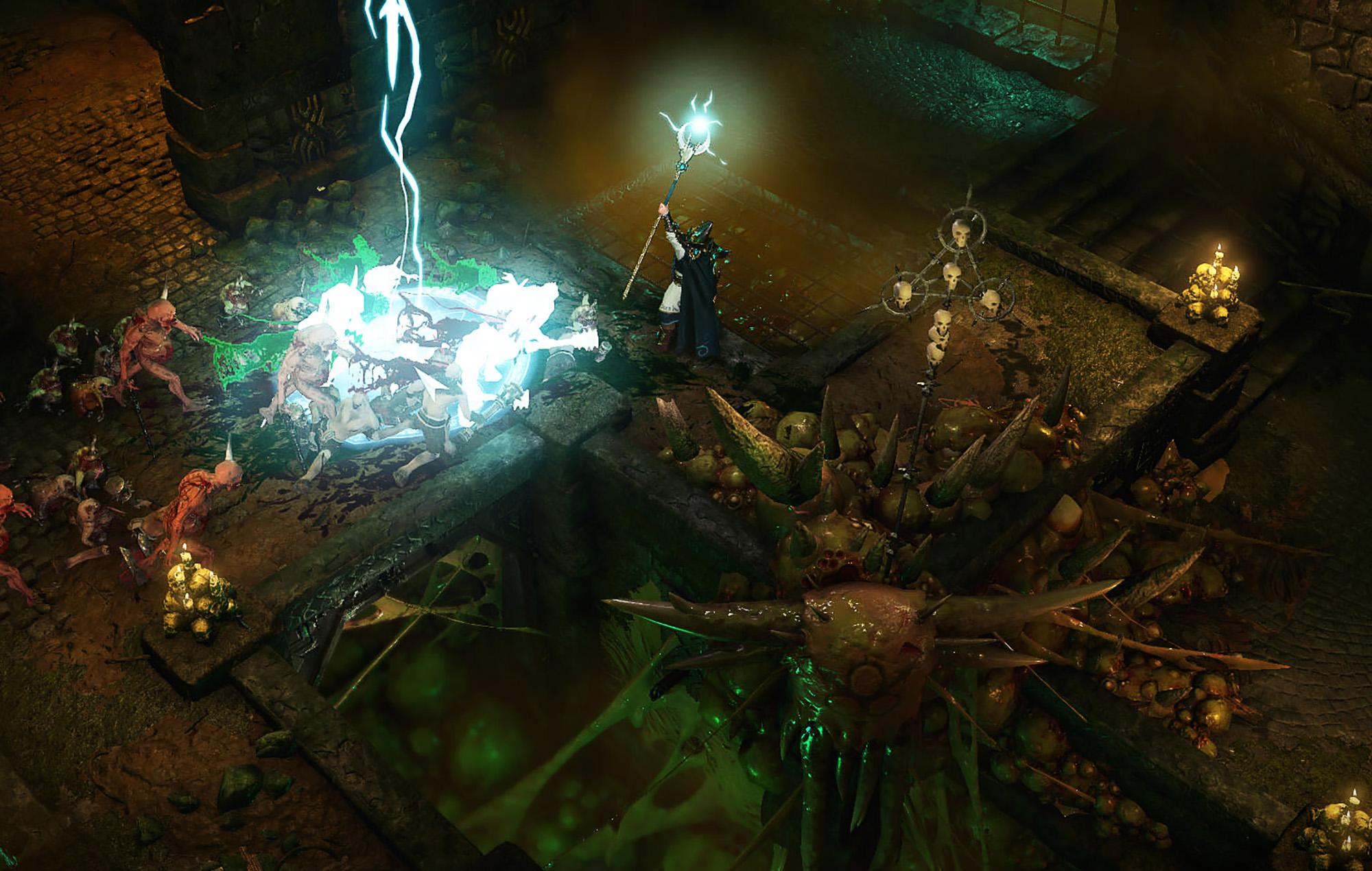 Nacon announces next-gen ports of 'Warhammer: Chaosbane'