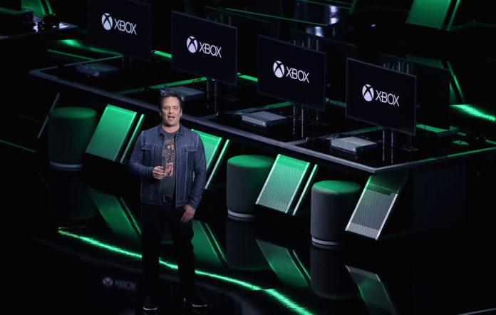 Phil Spencer Xbox Series X