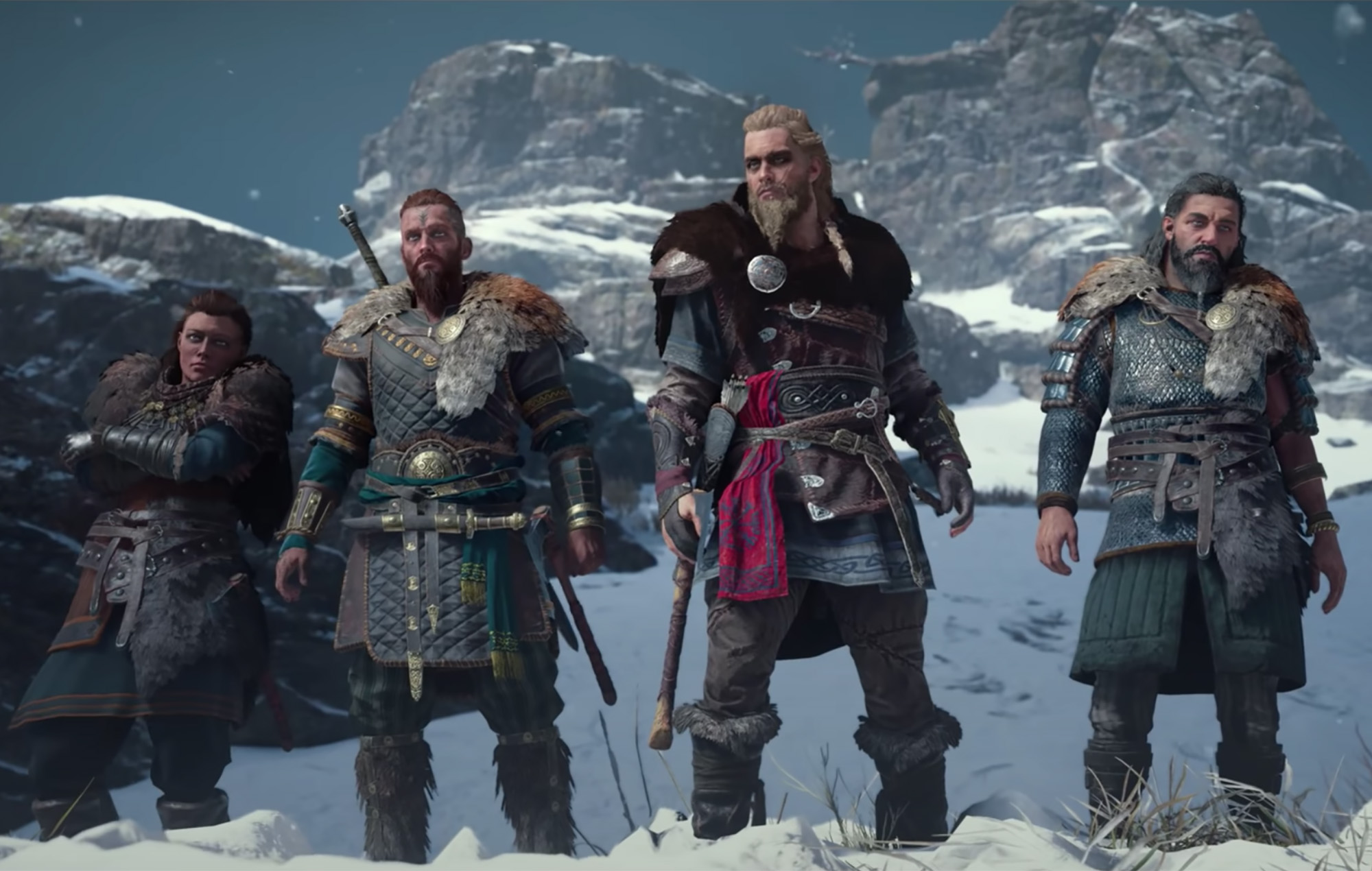 New Assassin S Creed Valhalla Trailer Sheds Light On Eivor S Story