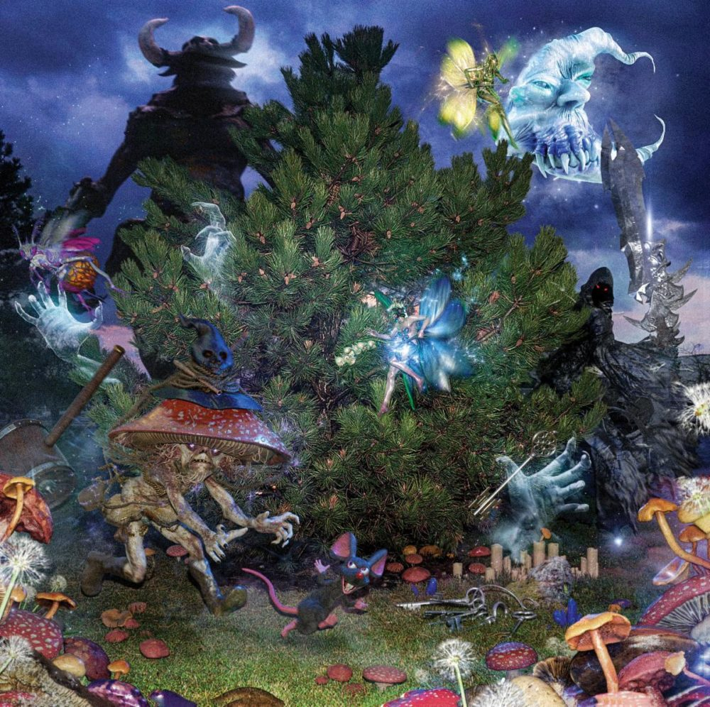 100 gecs and the tree of clues album art