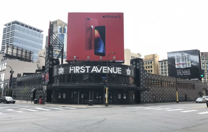 First Avenue in Minneapolis