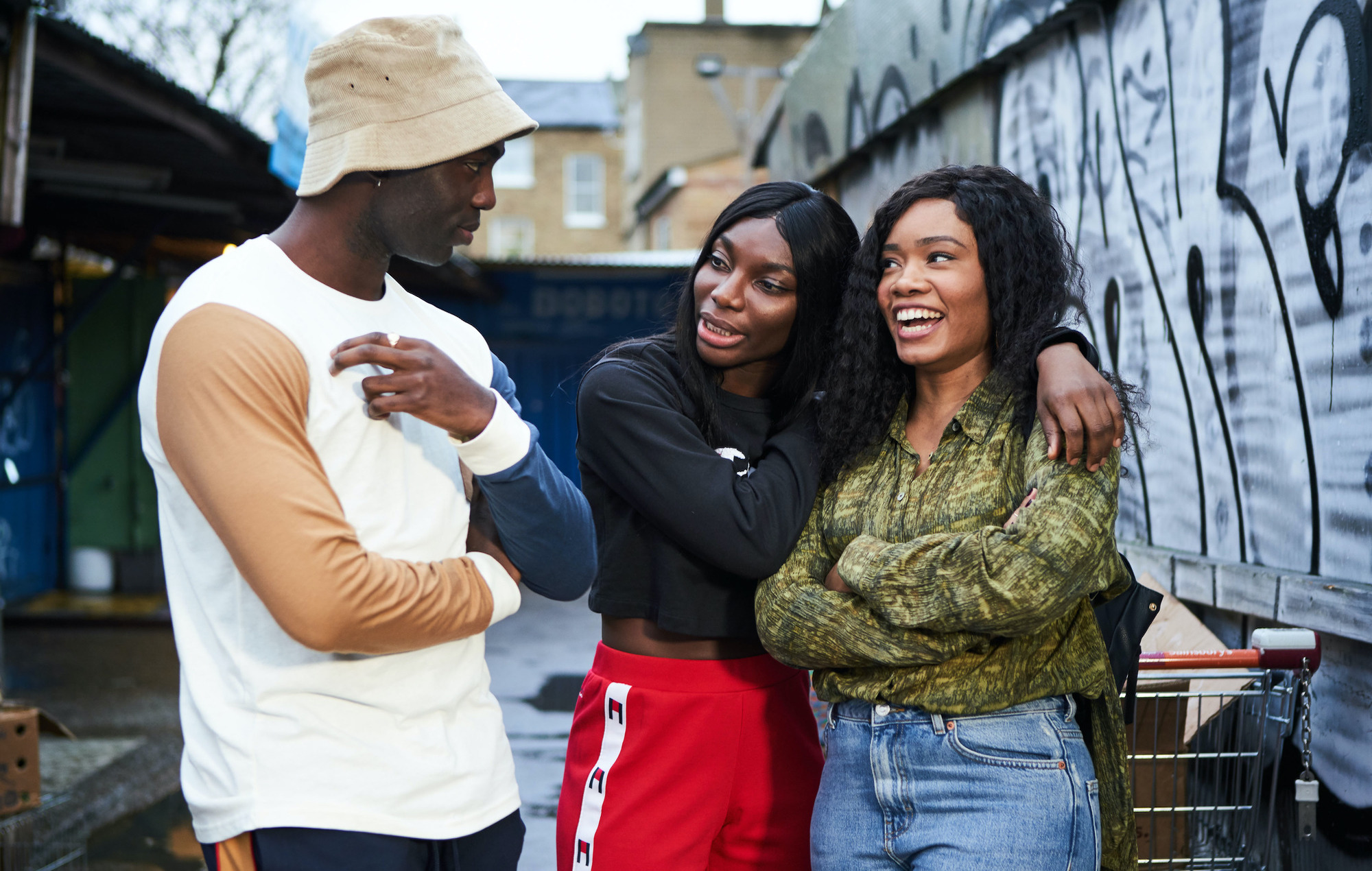 Michaela Coel, I May Destroy You, Paapa Essiedu, Weruche Opia