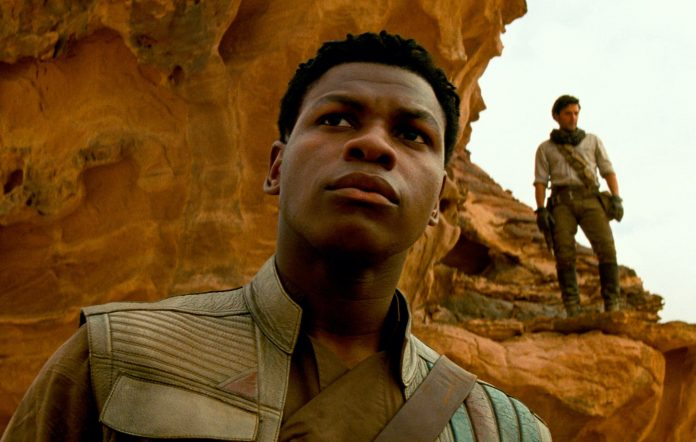 John Boyega, Star Wars, The Rise Of Skywalker
