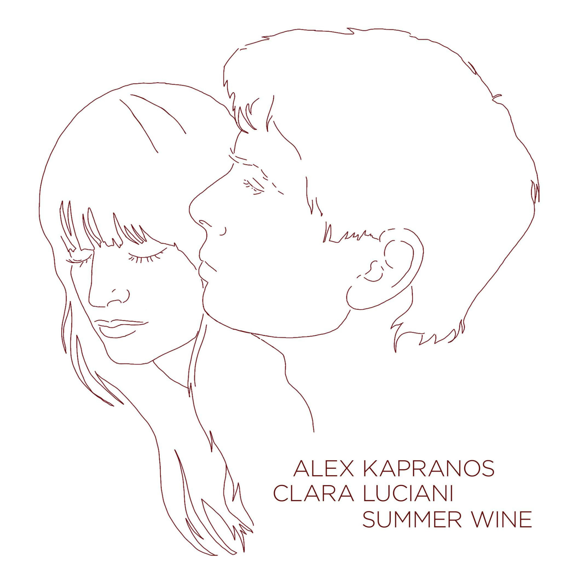 Franz Ferdinand's Alex Kapranos have recorded a cover of Nancy Sinatra and Lee Hazelwood's 'Summer Wine'