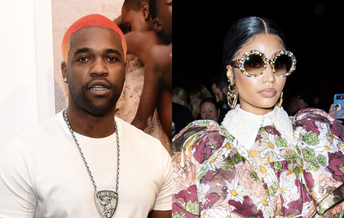 A$AP Ferg and Nicki Minaj