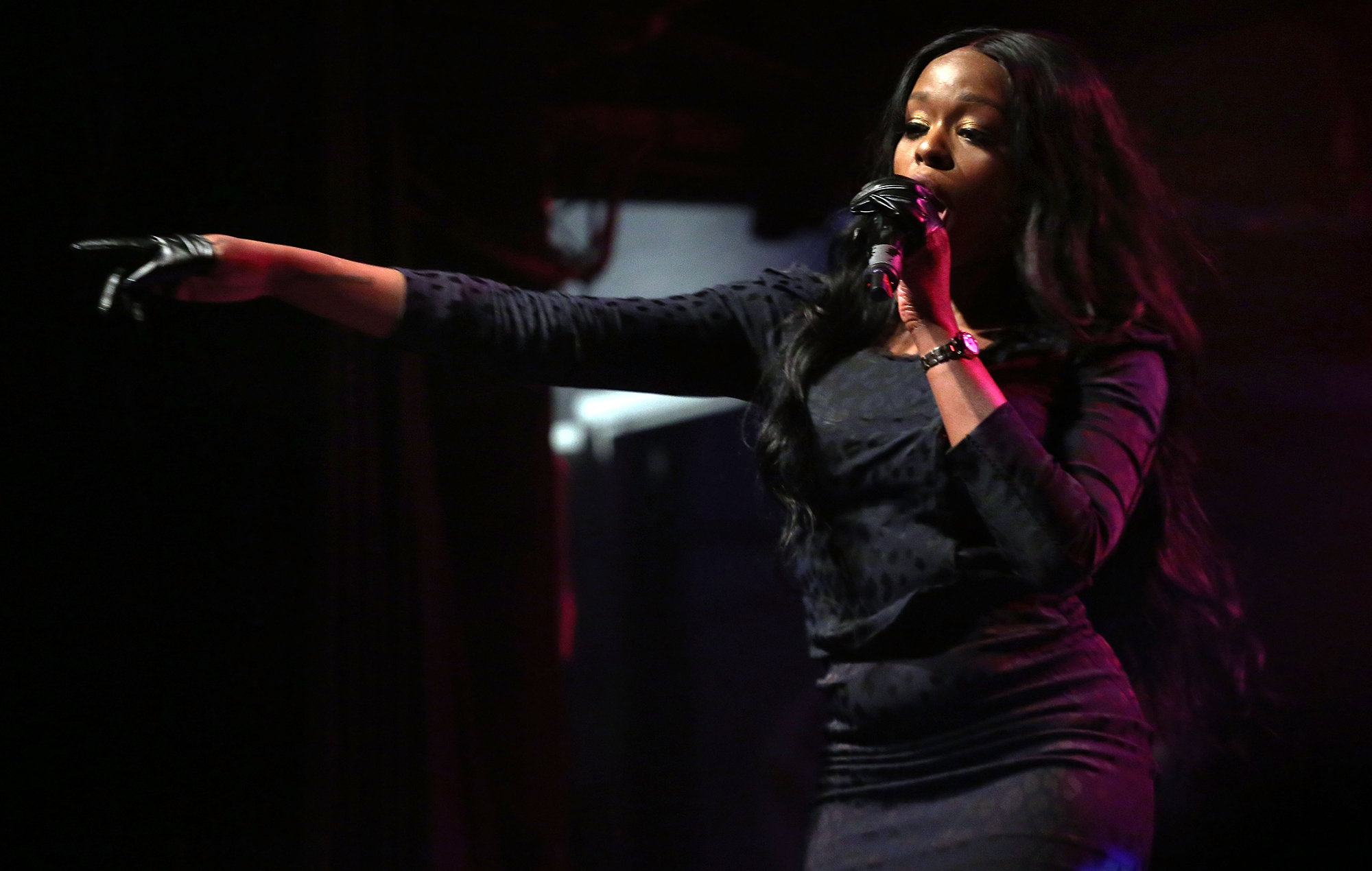 Azealia Banks asks fans to stop streaming debut record, 'Broke With Expensive Taste' | NME