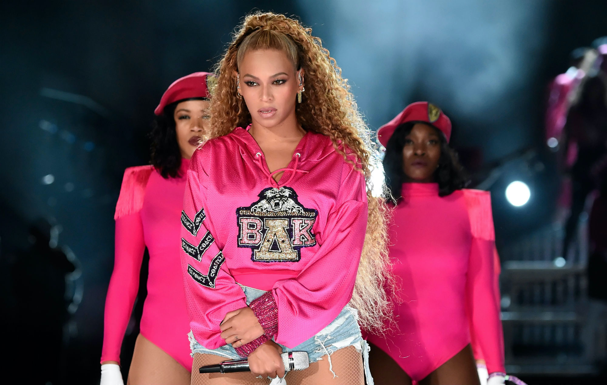 Beyoncé's Ivy Park x Adidas range teases Icy Park winter collection