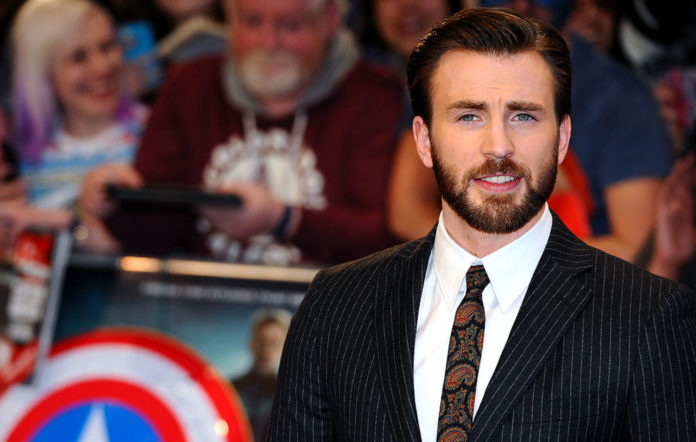 Marvel Chris Evans