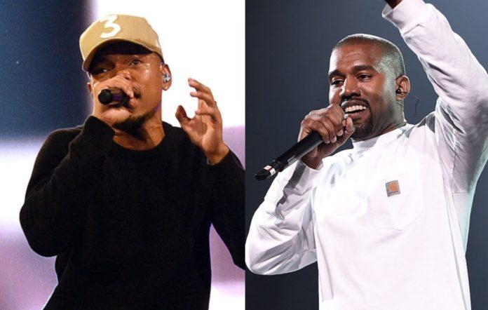 Kanye West Chance