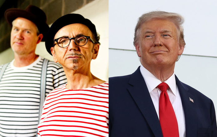 Dexys Midnight Runners and Donald Trump