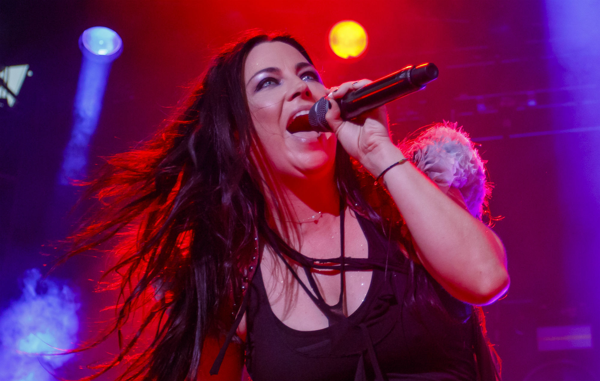 Evanescence's Amy Lee opens up on the lack of women in rock