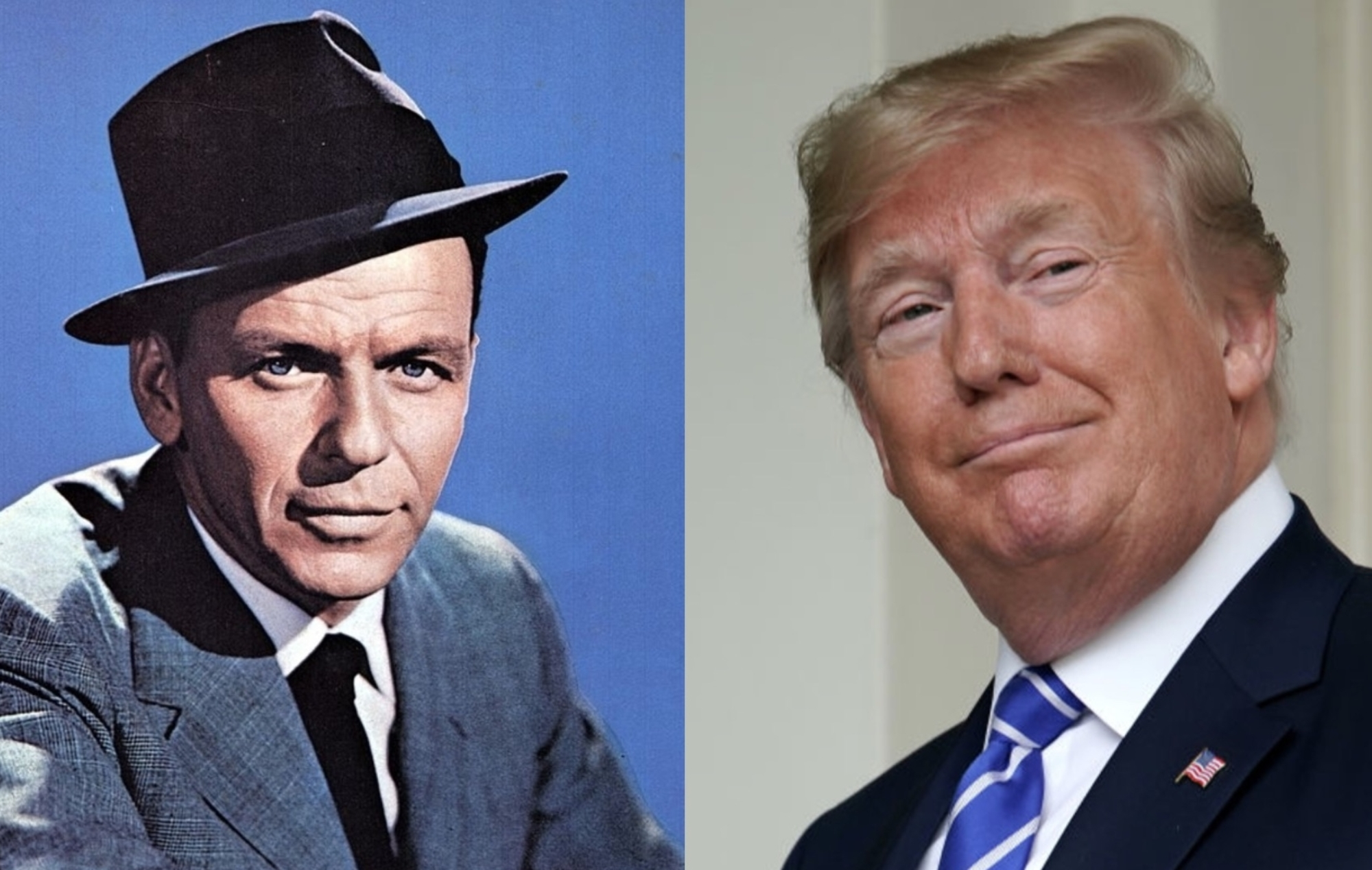 """Nancy Sinatra says her father """"loathed"""" Donald Trump"""