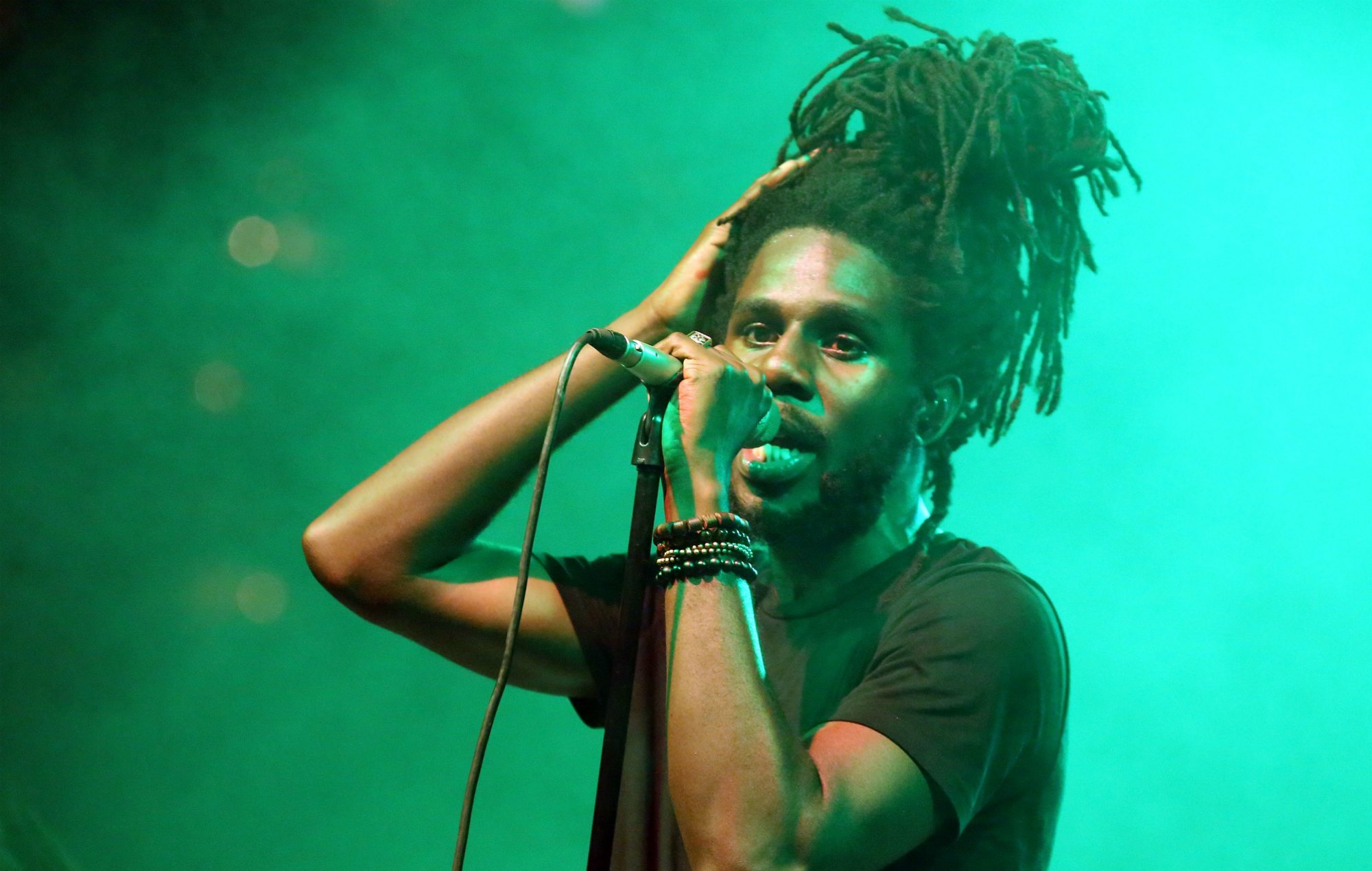 Listen to Chronixx's uplifting new single 'Cool As The Breeze/Friday'