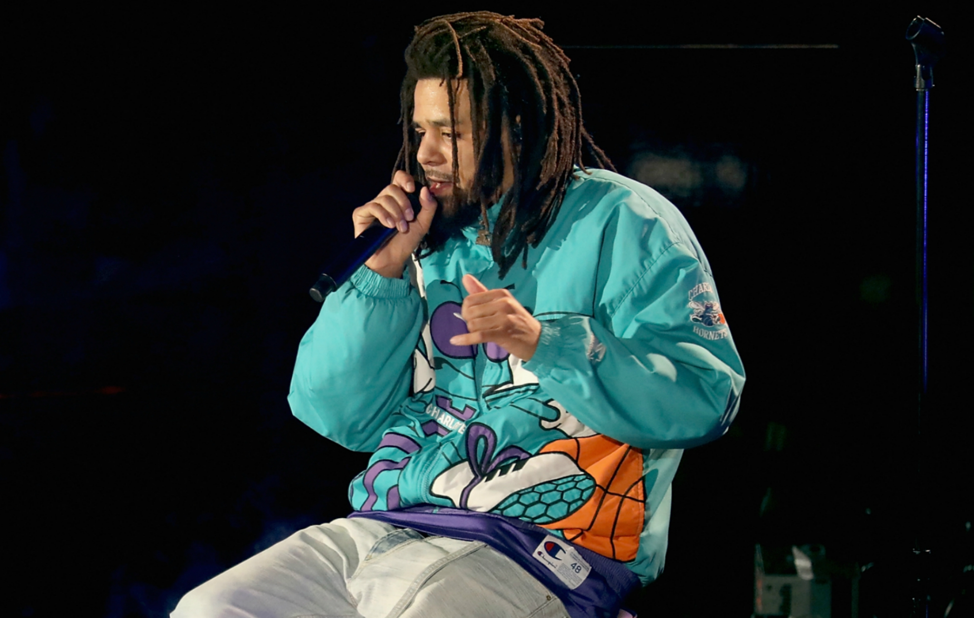 J. Cole reveals tracklist and producers for new album 'The Off-Season'