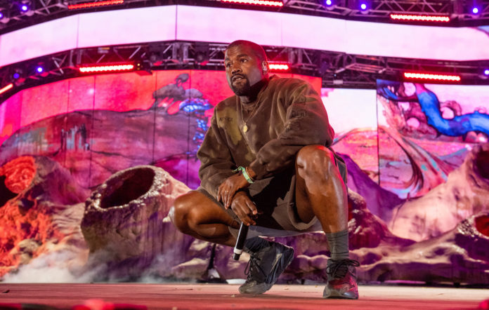 Kanye West Says He S New Moses And That The Music Industry And Nba Are Modern Day Slave Ships Nme Australia
