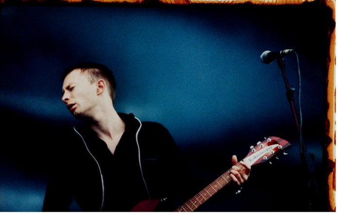 Radiohead livestream