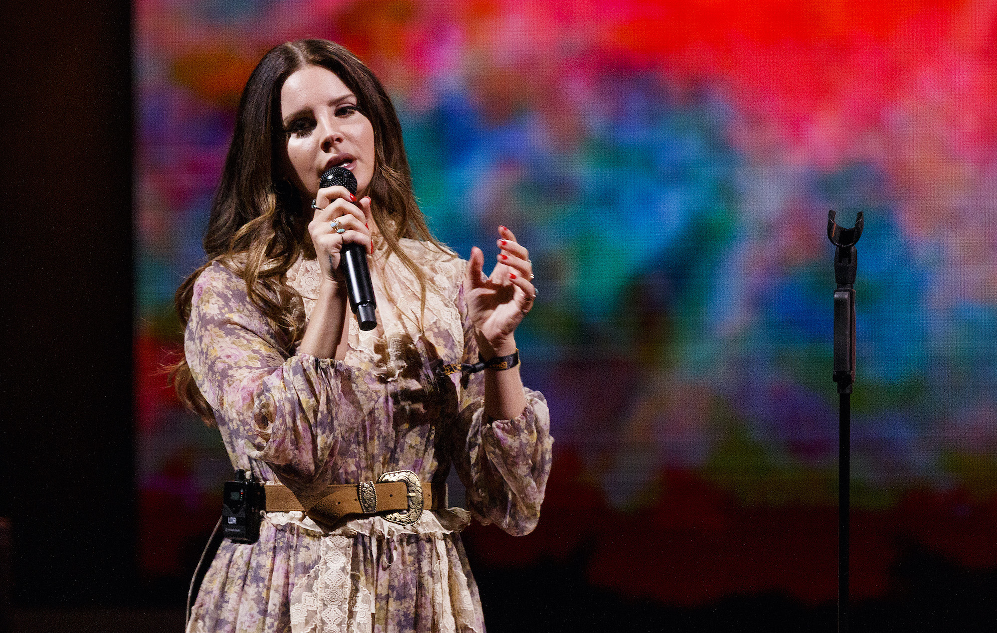 Lana Del Rey Shares Album Update From Video Set Of Her New Single