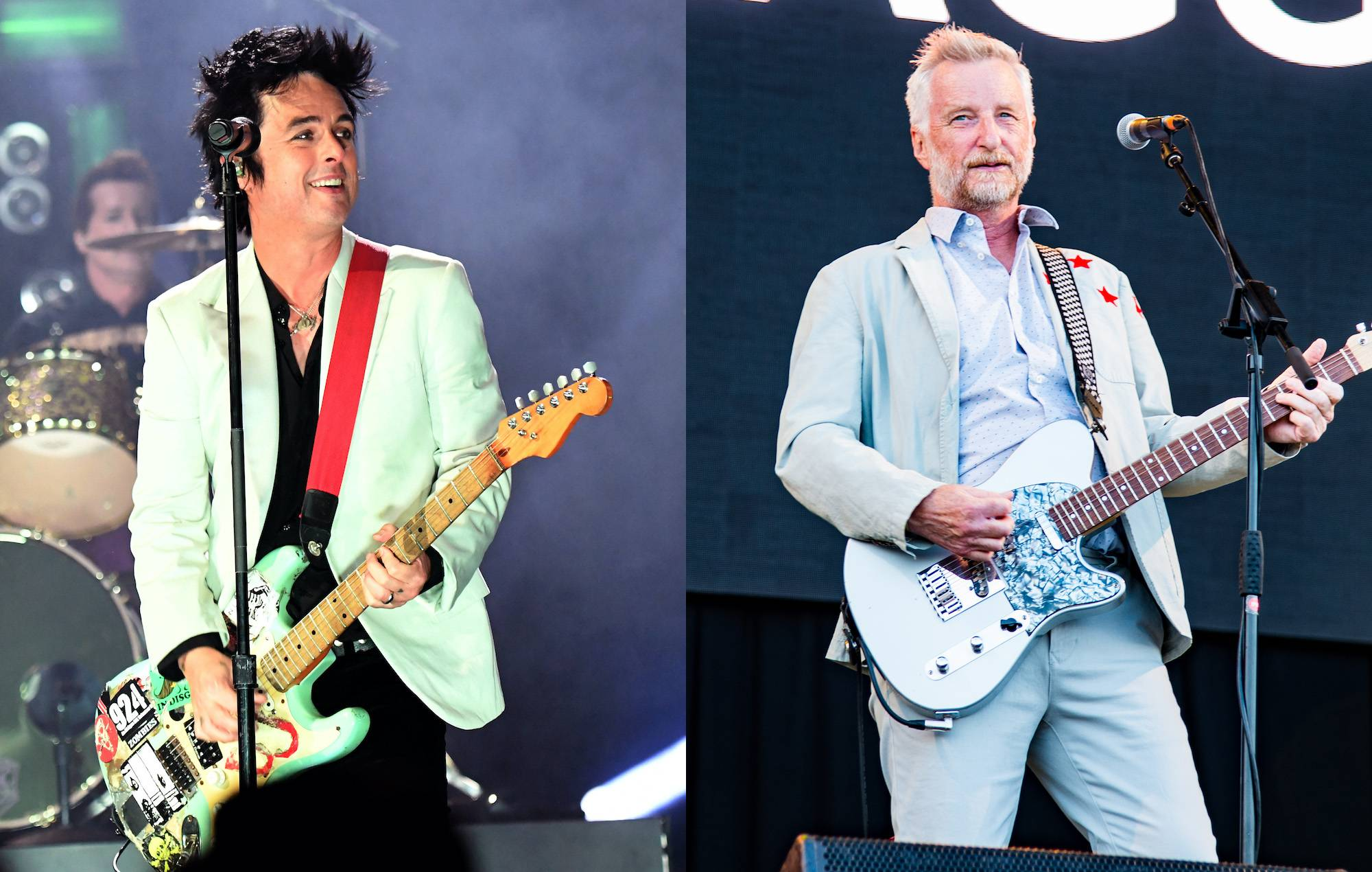 Hear Green Day's Billie Joe Armstrong cover Billy Bragg's 'A New England'