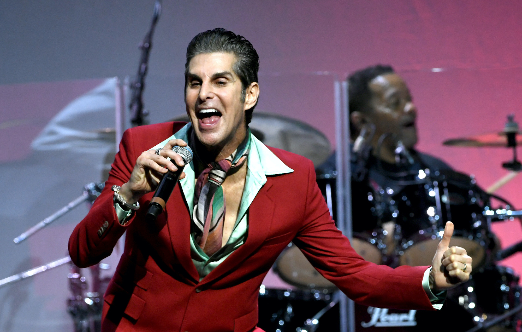 Perry Farrell, Jane's Addiction