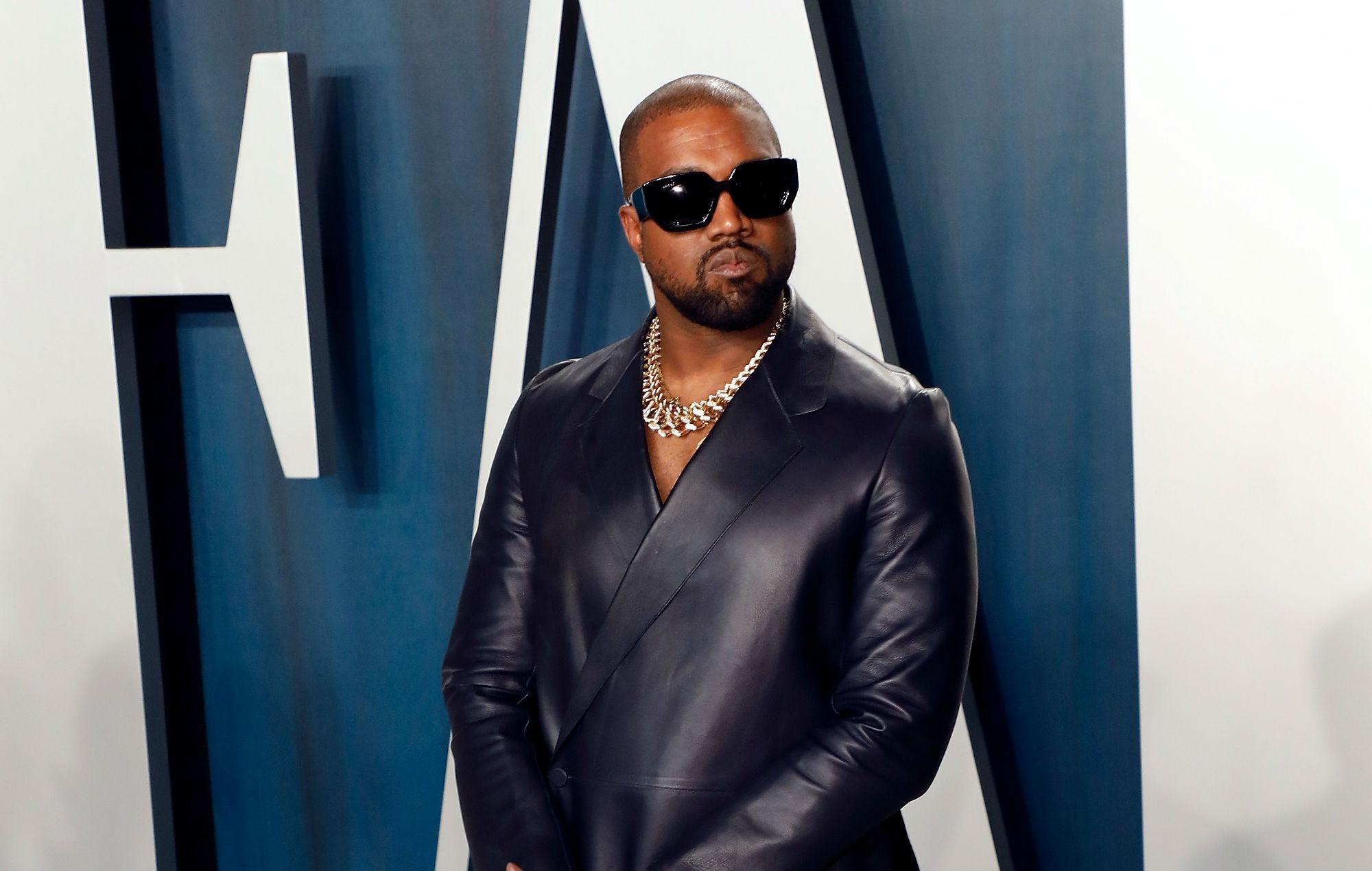 Kanye West releases Sunday Service Choir's 'Emmanuel' EP