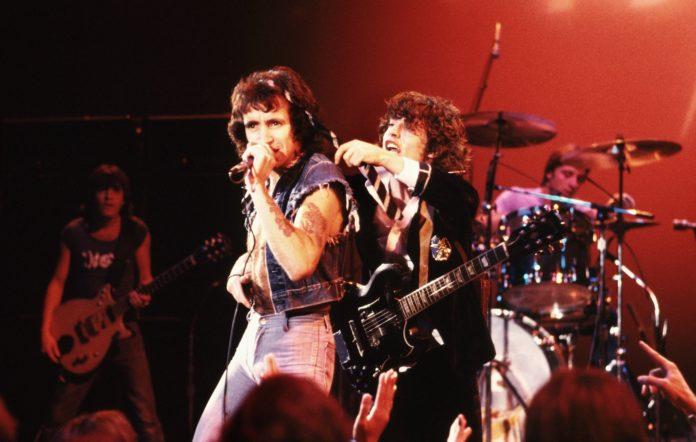 Bon Scott, Angus Young, AC/DC